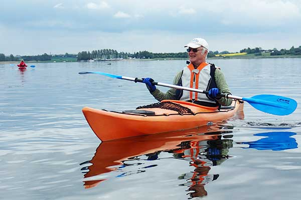Roto Attivo Kayak Buran 430